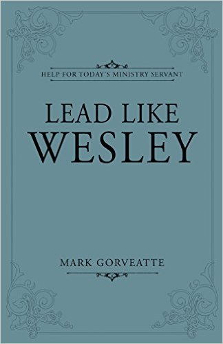 Lead Like Wesley book cover